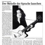 2001 Presseartikel Programm