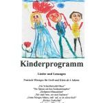 2002 Kinderprogramm